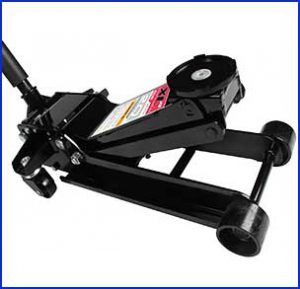 Arcan XL20 Low Profile Floor Jack - 2 Ton Capacity