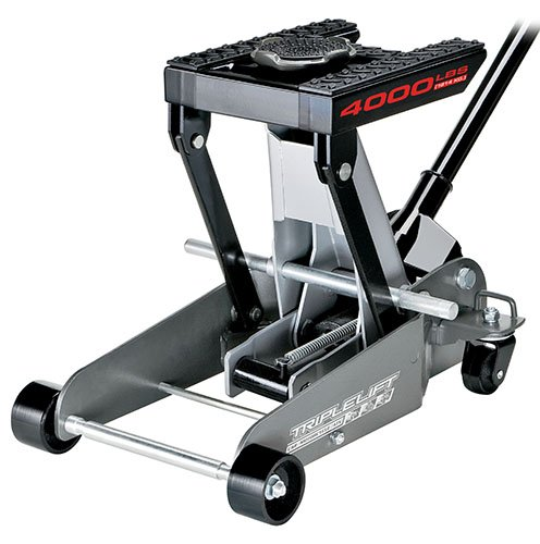 Powerbuilt 620422E Heavy Duty Triple Lift Jack Review