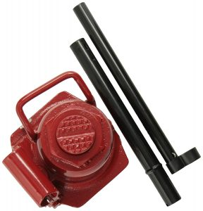 ATD Tools 7385 Short Hydraulic Bottle Jack 12 Ton Capacity